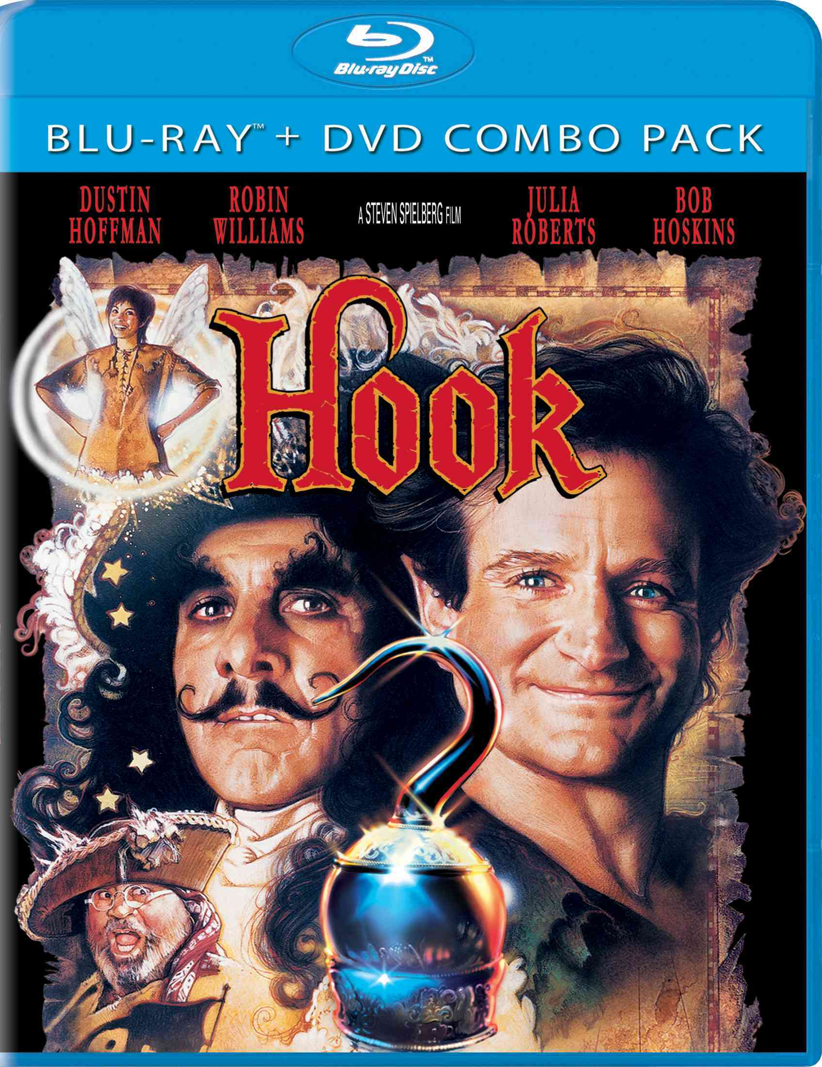 HOOK BY WILLIAMS,ROBIN (Blu-Ray)