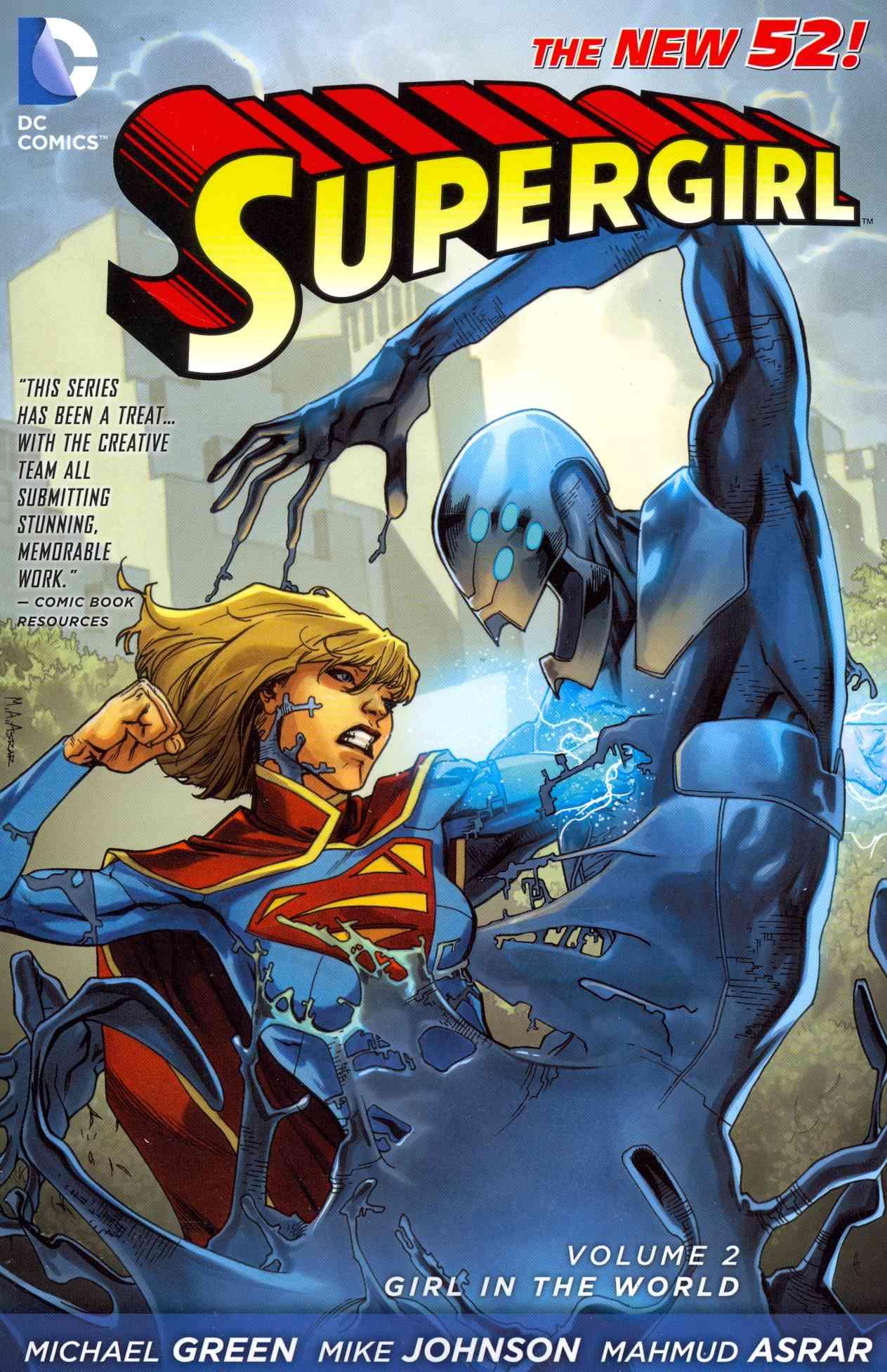 Supergirl 2 By Green, Michael/ Johnson, Mike/ Asrar, Mahmud (ILT)